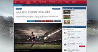 """El Barça asegura que Suárez está """"preparado"""" para el Clásico"""