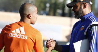 Carles Gil y Feghouli siguen sin ejercitarse con el grupo