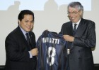 Moratti dimite como presidente de honor del Inter de Milán