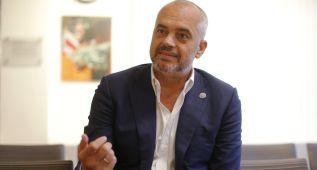 """El primer ministro albanés: """"Hoy no se ha hecho justicia"""""""