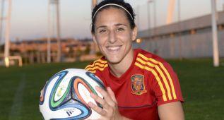 La española Vero Boquete, candidata al Balón de Oro 2014