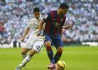 Luis Suárez debutó con el Barça: