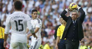 """Ancelotti: """"Estoy orgulloso del equipo; su seriedad es única"""""""