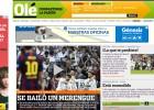 """Asombro en la prensa mundial: """"¡Se bailó el merengue!"""""""