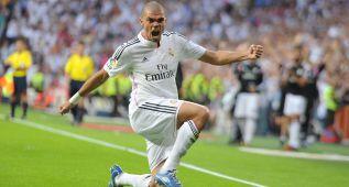"""Pepe responde a Xavi: """"Nuestros aficionados corearon 'olés'"""""""