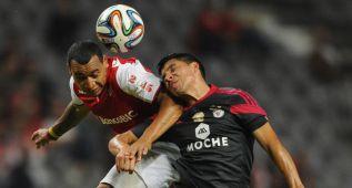 El Benfica sufre su primera derrota pero se mantine líder