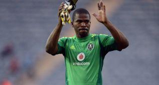 Muere de un disparo el portero de la selección sudafricana