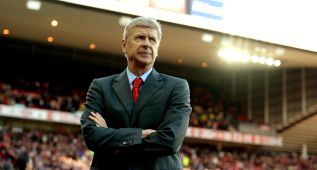 Paul Clement recambio de Wenger a final de temporada