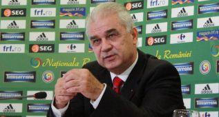 Iordanescu será seleccionador de Rumanía por tercera vez