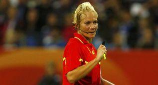 'Bibi' Steinhaus, la árbitra más mediática del fútbol alemán