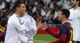 Messi y Cristiano volverán a enfrentarse el 18 de noviembre