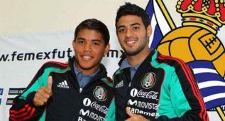 México llama a Carlos Vela para jugar ante Holanda y Bielorrusia