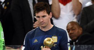 """Blatter: """"Fue un error darle el Balón de Oro de Brasil a Messi"""""""