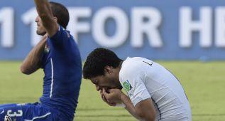 Luis Suárez pre-convocado para los dos amistosos de Uruguay