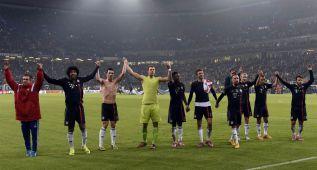 El Bayern Múnich vence al Hamburgo y pasa a octavos