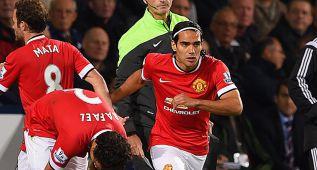 El Manchester United quiere quedarse con Falcao