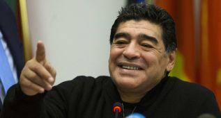 Maradona celebra en Dubai sus 54 años, en medio de la polémica