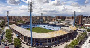 El Zaragoza-Tenerife se jugará el lunes debido a la huelga