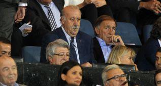 """Del Bosque: """"Debajo de las críticas a Piqué hay algo más"""""""