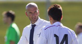 El TAD suspende cautelarmente la sanción a Zinedine Zidane