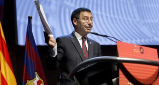 Bartomeu anuncia recurso a la decisión favorable a Laporta