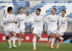 El Juvenil blanco golea al Liverpool en la Youth League