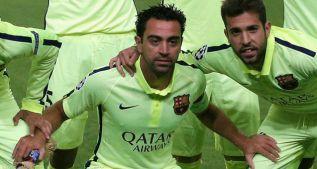 Xavi iguala a Casillas en la cima: 144 partidos en la Champions