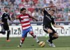 Iturra se entrena y podría jugar el sábado frente al Celta