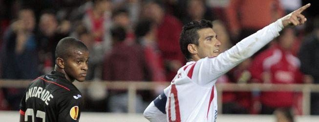 Reyes saca el violín y el Sevilla ya avista la clasificación