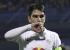 Tres goles más de Soriano en la goleada del Red Bull Salzburgo