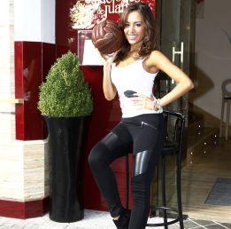 """Grecia Castta: """"Me gusta mucho el boxeo y mi gran ídolo es Alí"""""""