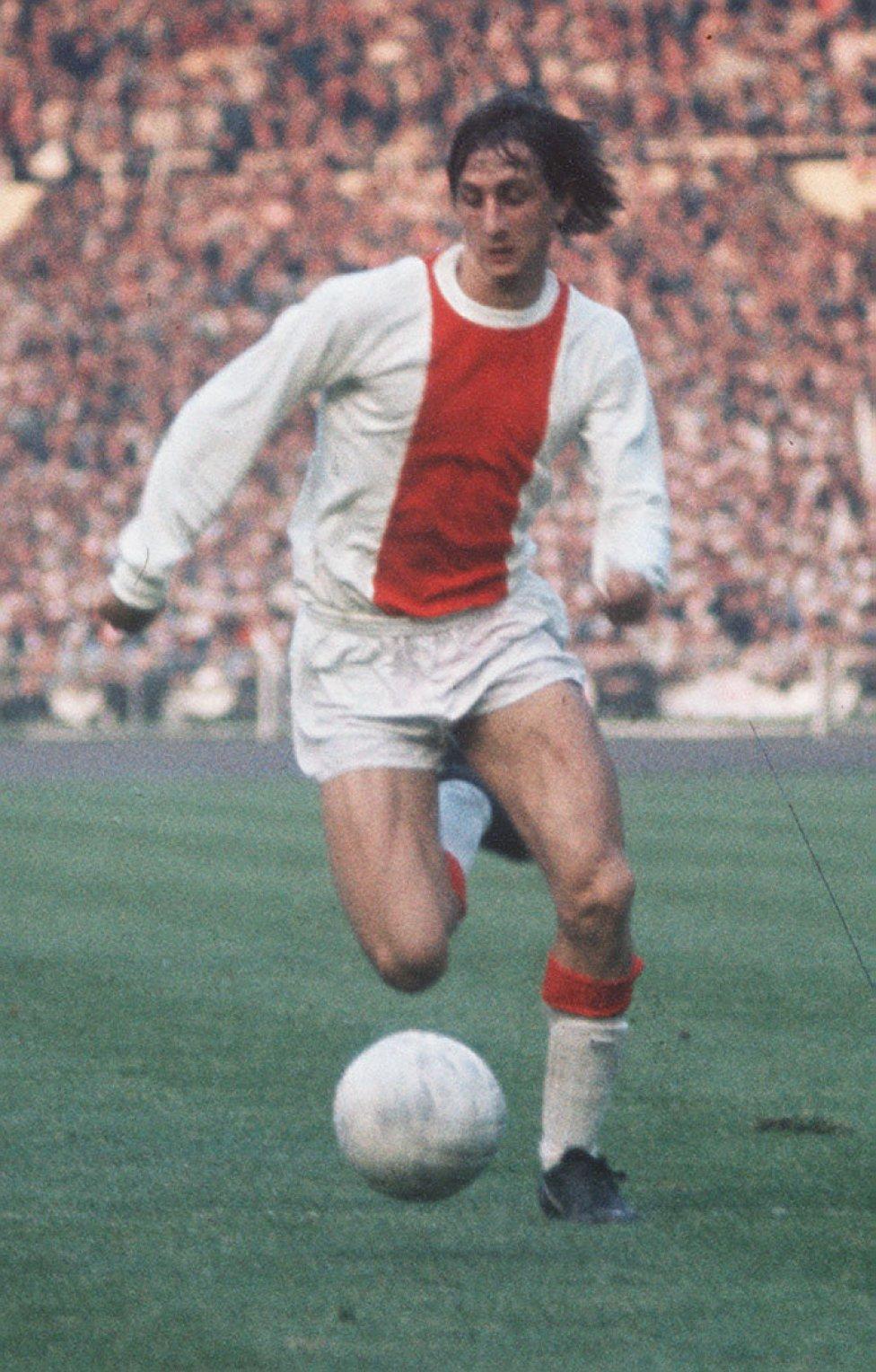Johan Cruyff 'El Flaco'