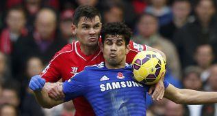 Diego Costa no está hoy con La Roja por una charla médica