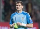 Casillas, el jugador con más victorias en la Eurocopa