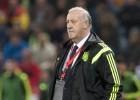 """Vicente del Bosque: """"Isco se ha enredado en jugar muy fino..."""""""