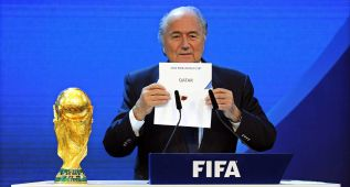 """Blatter: """"Si hubiera algo que ocultar no iríamos a la Fiscalía"""""""