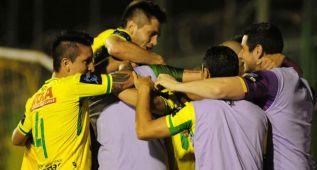 Defensa y Justicia juega mejor y gana 1-0 en Florencio Varela