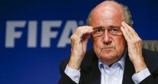 Blatter dice a la FA que se podría divulgar el 'informe Garcia'