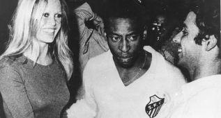 El Santos quiere retirar el 10 de Pelé en un partido con el Cosmos