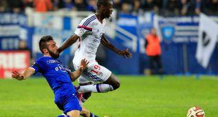 El Lyon empata con el Bastia y no alcanza al Marsella