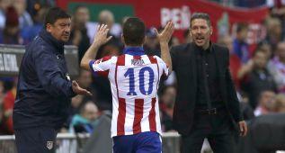 """Simeone: """"Raúl Jiménez va a crecer; será jugador importante"""""""