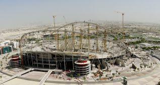 Qatar inicia las obras de su tercer estadio para el Mundial