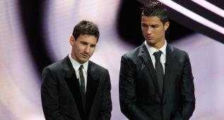 Cristiano Ronaldo y Leo Messi: una rivalidad que les dispara
