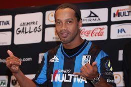 El Kabuscorp de Angola quiere contratar a Ronaldinho