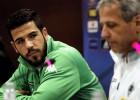 Domínguez se centra en su equipo para volver con España