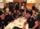 El Madrid duerme en Basilea y regresa este jueves a las 10:00