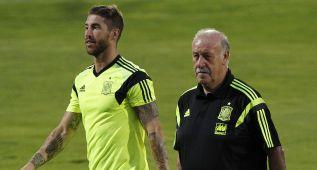 """Del Bosque: """"Sergio Ramos no debió decir eso, se equivocó"""""""