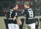 El Stuttgart coge aire con una victoria abultada en Friburgo