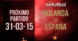 Holanda le dará la revancha a España del Mundial de Brasil
