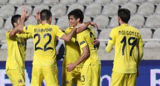 Gerard y Vietto resuelven y el Villarreal acaba como segundo